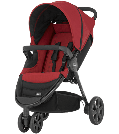 Britax B-AGILE 3, CHILLI PEPPER