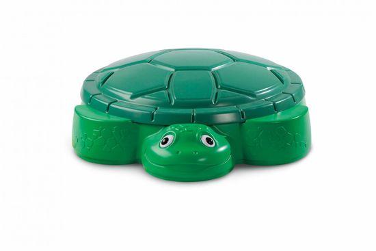 Little Tikes Teknős homokozó/medence tetővel