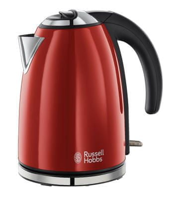 Russell Hobbs 18941-70/RH Colours Kettle - Red 2.2kw