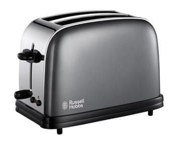 Russell Hobbs 18954-56/RH Colours Range Toaster - Grey
