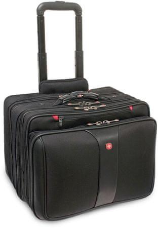 Wenger PATRIOT Bőrönd és laptop táska 15-17