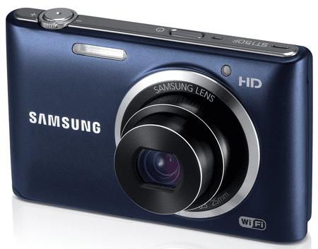 Samsung ST150F Cobalt Black
