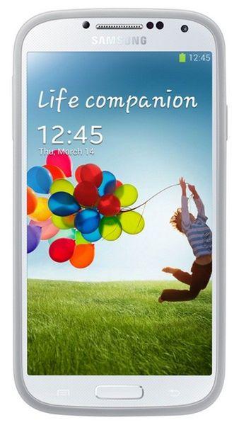 Samsung Kryt EF-PI950BWEG Galaxy S4, bílý