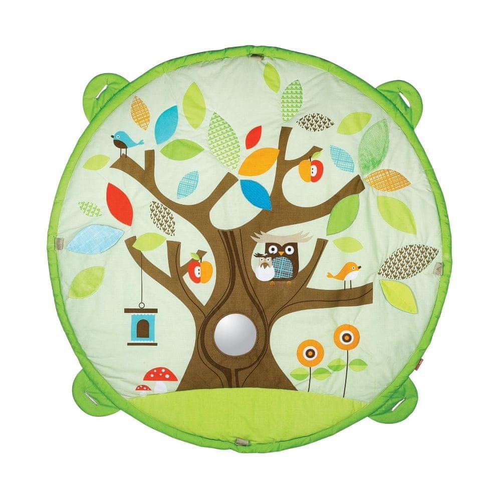 Skip hop Kamarádi ze stromu deka s hrazdou - rozbaleno