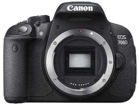 Canon lustrzanka cyfrowa EOS 700D Body (aparat bez obiektywu)