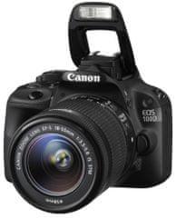 Canon EOS 100D + 18-55 mm IS STM + 1300 Kč od Canonu zpět