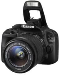 Canon EOS 100D + 18-55 mm IS STM + 50 € od Canonu späť!