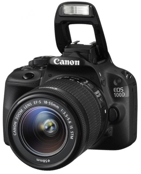 Canon EOS 100D + 18-55 mm IS STM