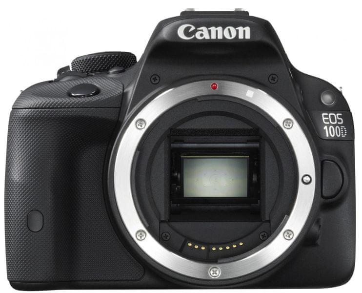 Canon EOS 100D Body + 1300 Kč od Canonu zpět