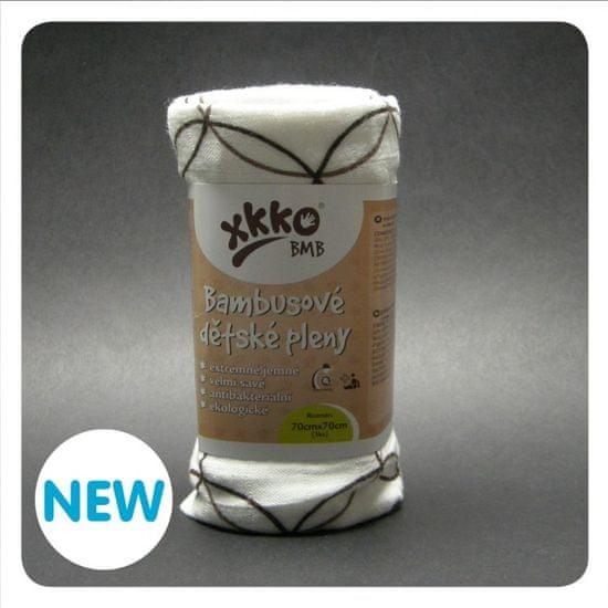 XKKO Bambusové pleny 70x70