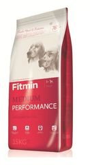 Fitmin sucha karma dla psa Medium Performance - 15kg