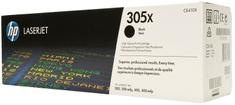 HP toner 305X Č (CE410X), črn