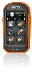 Holux Funtrek 132 Pro + mapy CZ/SK