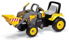 Peg Perego traktor na pedala Maxi Excavator, z nakladačem