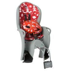 Hamax Kiss set medium, grey/red - II. jakost