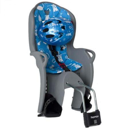Hamax Kiss set medium grey/light blue - II. jakost