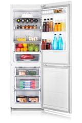 SAMSUNG RB31FERNBWW/EF Kombinált hűtőszekrény, 304 L, A+++