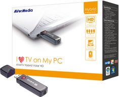 AVerMedia AverTV Hybrid Volar HD - II. jakost