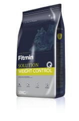 Fitmin sucha karma dla kota Cat Solution Weight Control - 10kg