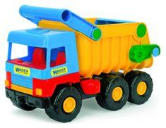 Wader Auto middle Truck Wywrotka żółta