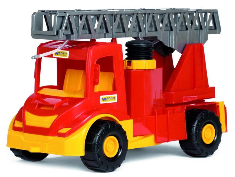 Wader Auto multitruck hasiči