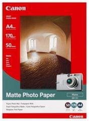 CANON MP-101 Matt fotópapír, A4, 50 db