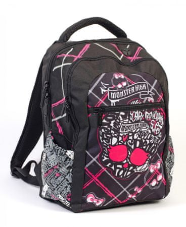 Karton P+P Batoh SOFT MONSTER HIGH III. desing 2013  cc2e1686c7