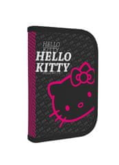 Karton P+P Piórnik Hello Kitty czarny