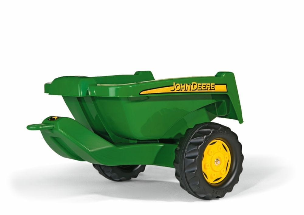 Rolly Toys Vlečka za traktor John Deere malá zelená