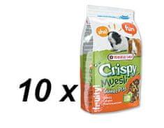 Versele-Laga Crispy Muesli pro morčata 10 x 1kg