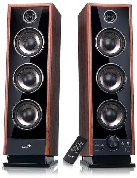 Genius SP-HF2020 V2, dřevěné