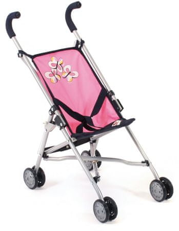 Bayer Chic Mini-Buggy ROMA - ružová