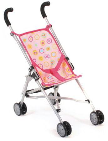 Bayer Chic Mini-Buggy ROMA, ružová