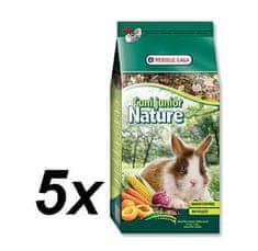 Versele - Laga karma dla młodych królików Nature 5x750g
