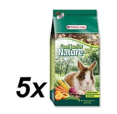 Versele-Laga Nature pro králíky junior5 x 750g