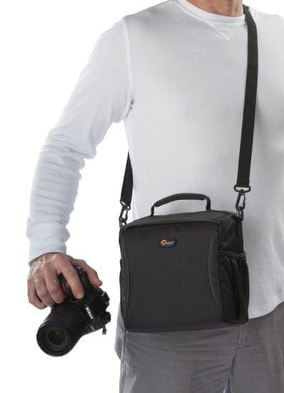 Lowepro Format 160 črna