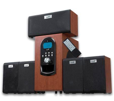 Genius komplet zvočnikov 5.1 SW-HF5.1 6000