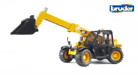 Bruder traktor CAT nakladač, 33 cm, 02141