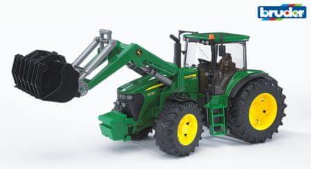 Bruder traktor nakladač John Deere, 7930