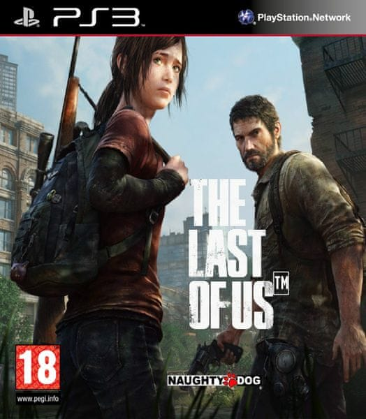 Sony The Last of Us / PS3