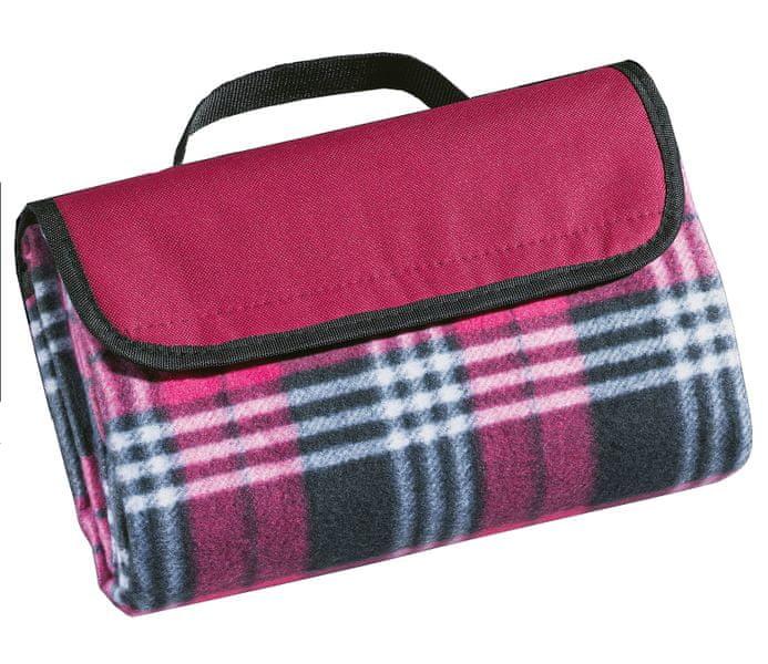 Cilio Pikniková deka, červená