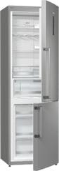 Gorenje prostostoječi kombinirani hladilnik NRK6192TX