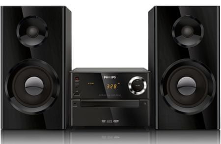 Philips glasbeni stolp MCD2160