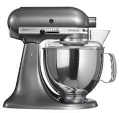 KitchenAid mešalnik Artisan 5KSM150PSEMS, Medallion silver