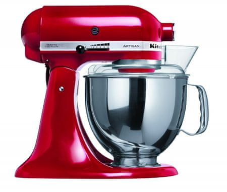 KitchenAid Mešalnik Artisan 5KSM150PSEER - Empire red