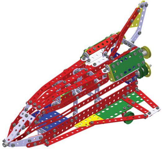 Merkur Stavebnice 8 130 modelů 1405ks
