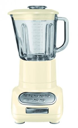 KitchenAid blender Artisan 5KSB5553EAC, Almond cream