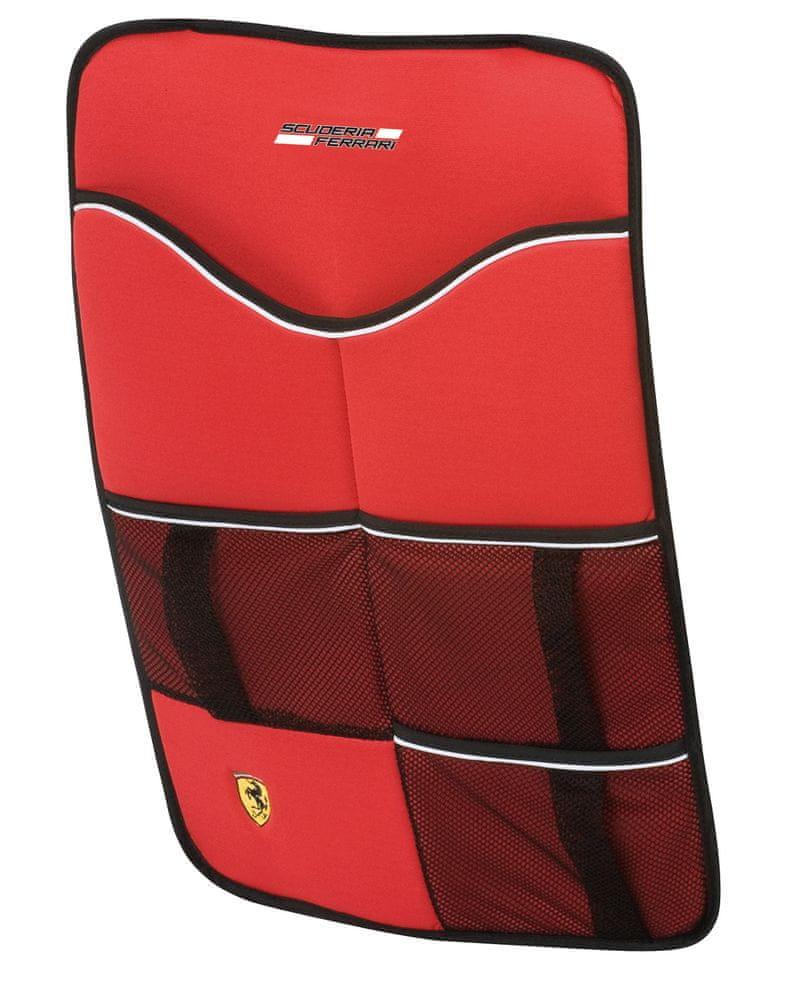Ferrari Organizér do auta na sedačku