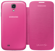 SAMSUNG EF-FI950BPEG Galaxy S4 Telefon tok, Rózsaszín