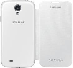 SAMSUNG EF-FI950BWEG Galaxy S 4 Telefon tok, Fehér